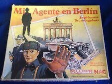 JUEGO DE MESA MI AGENTE EN BERLIN DE NAC