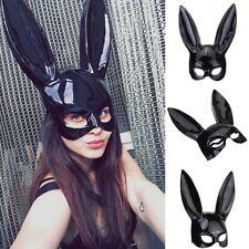 Fashion Easter Bar Ball Masquerade Bunny Rabbit Face Mask Cosplay Party Bar US
