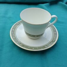 ROYAL DOULTON  RONDELAY Cup and Saucer PATTERN H5004