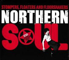 NORTHERN SOUL - STOMPERS, FLOATERS AND FLOORSHAKER (NEW SEALED 2CD)