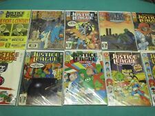 New listing justice league america/international lot2 between 52-63