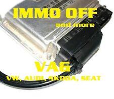 WFS Wegfahrsperre Deaktivierung Abschalten IMMO OFF VAG VW AUDI SKODA SEAT VR6