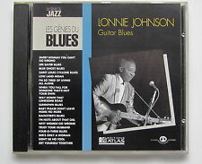 LONNIE JOHNSON . GUITAR BLUES . LES GÉNIES DU BLUES . CD