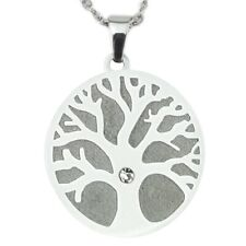 Energetix 4you Tree of Life Magnet Necklace Pendant Swarovski Crystal 2793 Tcm