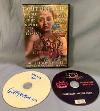 Girlfight: Invite 889290933287 Rare Oop Movie W/ Bonus Disc Hardcore Edition