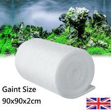 Giant Size Cotton Filter Foam Pond Filtration Sponge Pad Aquarium Fish Tank UK