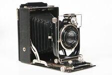 Kodak 33 - 9x12 Folding Plate Camera w Kodak Anastigmat 135mm, f/4.5 Lens