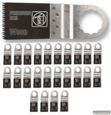 Fein E-Cut Sägeblatt 35 mm Precision 25 Stück für SuperCut Form119 63502119032