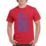 Trump Blue Flag Maga Republican Conservative Political 2020 Red Cotton T-shirt