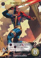 CYCLOPS 2014 Upper Deck Marvel Legendary SP X-MEN UNITED