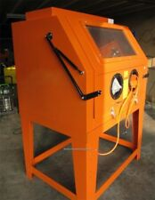 Large Workshop Sand Blast Cabinet. Blasting Cabinet for restoration wheels etc