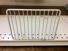 Gondola Shelf Fence Divider 6 X 11 White 20 Pcs