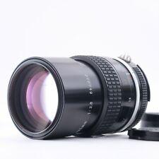 """N-Mint"" Nikon Ai-S NIKKOR 135mm f/2.8 AIS Prime Lens Shipping from Japan 866060"