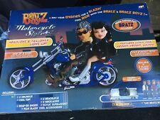 New 2003 Bratz Boy Motorcycle Style Doll