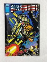 SuperPatriot #1 July 1993 Image Comics