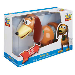 Disney Pixar Toy Story Slinky Dog Pull Toy