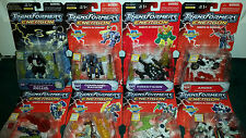 Energon Basic Transformers Ravage Insecticon Doom-Lock Divebomb Offshoot Arcee +
