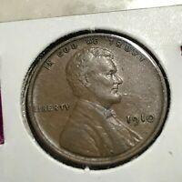 1910 LINCOLN PENNY HIGH GRADE COIN