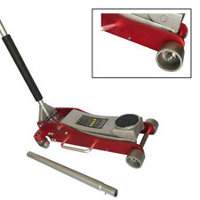 3 Ton Aluminum Hydraulic Low Profile Floor Jack Red