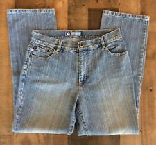 DUCK HEAD JEANS CO. (RELAXED FIT) LADIES 8 SHORT (LIGHT WASH)