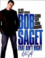 Bob Saget  authentic signed celebrity 8x10 photo W/Certificate Autographed (C6)