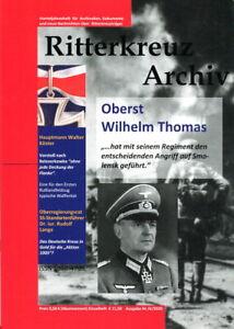 Ritterkreuz Archiv - Ausgabe IV/2020