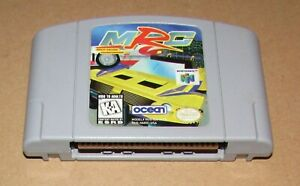MRC: Multi-Racing Championship for Nintendo 64 Fast Shipping! Authentic