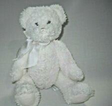 "Bearington Collection Light Pink Jointed 9"" Bear Plush"