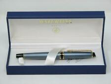 WATERMAN Expert III Roller Ballpoing Pen Black, Gray, Gold Trim FRANCE EXCELLENT