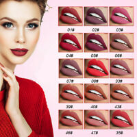 20 Color Waterproof Matte Lipstick Lipstick Pen Matte Lip Liner Make UP Hot