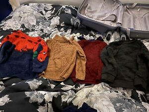 Boy's Jumper Bundle 2-3 Years #161