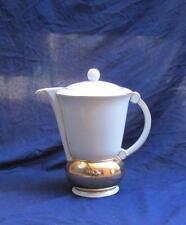 Beautiful & Elegant Dresden PirkenHammer Porcelain Coffee Serving Pot Gold Trim