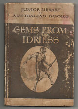 GEMS FROM IDRIESS 1ST EDITION 1949