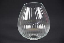 Lampenschirm Glas Ersatz E27 Glasschirm durchsichtig - K0359 - Ø ca. 15 cm
