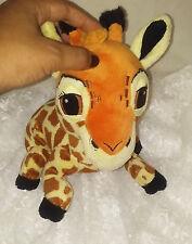 "Walt Disney World Lion King Baby Giraffe Stuffed Plush Toy - 12"""