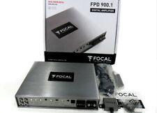 Focal FPD 900.1 Car Monoblock 900w RMS Subwoofer Bass Mono Amplifier