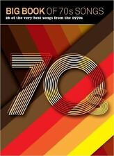 Big Book Of 70s Songs (PVG)