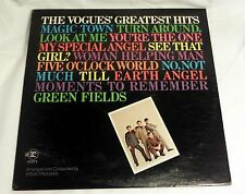 Vogues:  Greatest Hits  [VG++ Copy; White Label Promo]