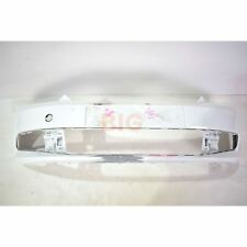 SKODA FABIA MK3 FRONT BUMPER 2015 - ONWARDS in WHITE GENUINE P/N 6V0807221