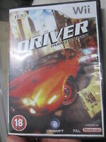 driver parallel line wii