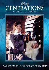 Barry, of the Great St. Bernard Dvd - Pascale Christophe, Jean Claude Dauphin