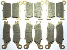 12 Brake Pads For Yamaha Brakes YZ 250F Front Rear YZ250F 08 2009 2010 2011 2012