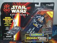 Electronic CommTech Reader Star Wars Episode 1 Hasbro 1998 Aus Seller