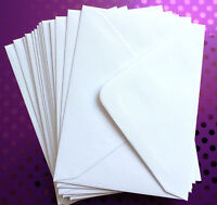 C6 / A6 Quality 100gsm Envelopes For Wedding Invitations Cards Craft 114 x 162mm