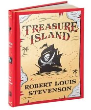 *New Leatherbound* TREASURE ISLAND by  Robert Louis Stevenson N.C. Wyeth