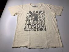Roots Of Fight Bloodlines Mike Tyson Boxing T-Shirt Size Men's XXL