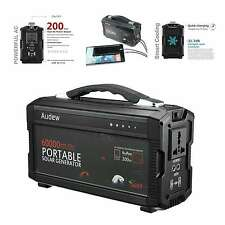 60000 mAh Powerhouse Portable Generator Power Source Camping Emergency Backup