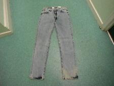 "VINTAGE LEVI'S 501 - 0109 Straight Jeans W 36"" L 36"" imbiancare Jeans Da Uomo #17"