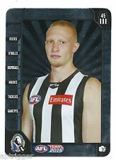 2015 Teamcoach SILVER (10) Jack FROST Collingwood