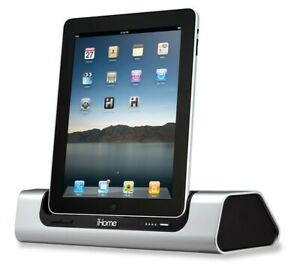 iHome Rechargable Speaker System for Apple iPad/Iphone/Ipod (30pin) Model ID8
